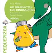 Los biblionautas y los dinosaurios - The Librarynauts and the Dinosaurs