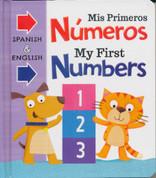Mis primeros números/My First Numbers