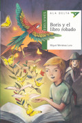 Boris y el libro robado - Boris and the Stolen Book