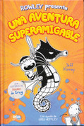 Rowley presenta una aventura superamigable - Rowley Jefferson's Awesome Friendly Adventure