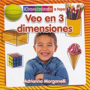 Veo en 3 dimensiones - I See 3-D