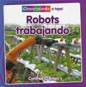 Robots trabajando - Robots at Work