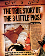 The True Story of the Three Little Pigs!