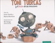Toni Tuercas y el botón de las emociones - Ned Nut and the Feelings Button