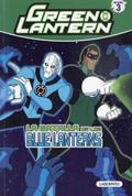 La batalla de los Blue Lanterns - The Battle of the Blue Lanterns