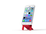 Ion Phone Stand - Red
