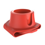 CouchCoaster The ultimate drink holder for your sofa - Rossa Red