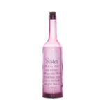 Sister - Starlight Bottle - Glass - Pink - OTH-PNK-SB1101