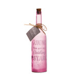 Grandma - Starlight Bottle - Glass - Pink - OTH-PNK-SB1112