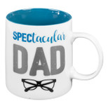 Gift Mug - 'SPECtacular DAD' - 12 Oz - Ceramic - OTH-CM320