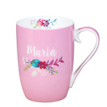 Gift Mug - 'Maria' - 14 Oz - Ceramic - OTH-SP2052