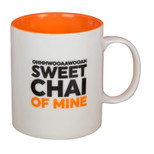 Gift Mug - 'SWEET CHAI OF MINE' - 12 Oz - Ceramic - OTH-HM1493
