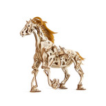 Ugears - Horse-Mechanoid - 410 Parts - 3D Wooden Puzzle - Mechanical Model - UGR-70054