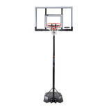 Lifetime 50 Inch, Ajdustable, Portable Basketball Hoop, 5 year limited warranty, LFT-91052