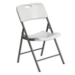 Lifetime Folding chair, Light Commercial, White Granite colour, LFT-80586