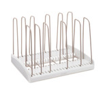 YouCopia - StoreMore Adjustable Cookware Rack, Standard, White, YCA-50161