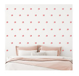 StickieArt - Pattern: Roses - Wall Decal - Large - 60 x 90 cm - STA-433