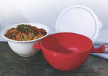 Handy Gourmet Cool Touch Micro Bowl - Red