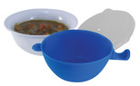 Handy Gourmet Cool Touch Micro Bowl - Blue