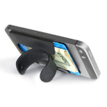 Cabeau Mobilean Pocket & Stand  - Black