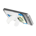 Cabeau Mobilean Pocket & Stand - White