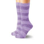 Cabeau Fluffy Socks - Purple