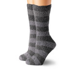 Cabeau Fluffy Socks - Charcoal