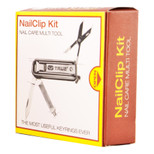 True Utility Gift Box Nailclip Kit