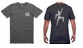 Staple Tee Shirt  - Charcoal (Mens)