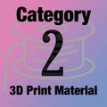 Design-3D Printer Material Category 2