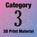 Design-3D Printer Material Category 3