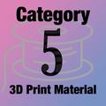 Design-3D Printer Material Category 5