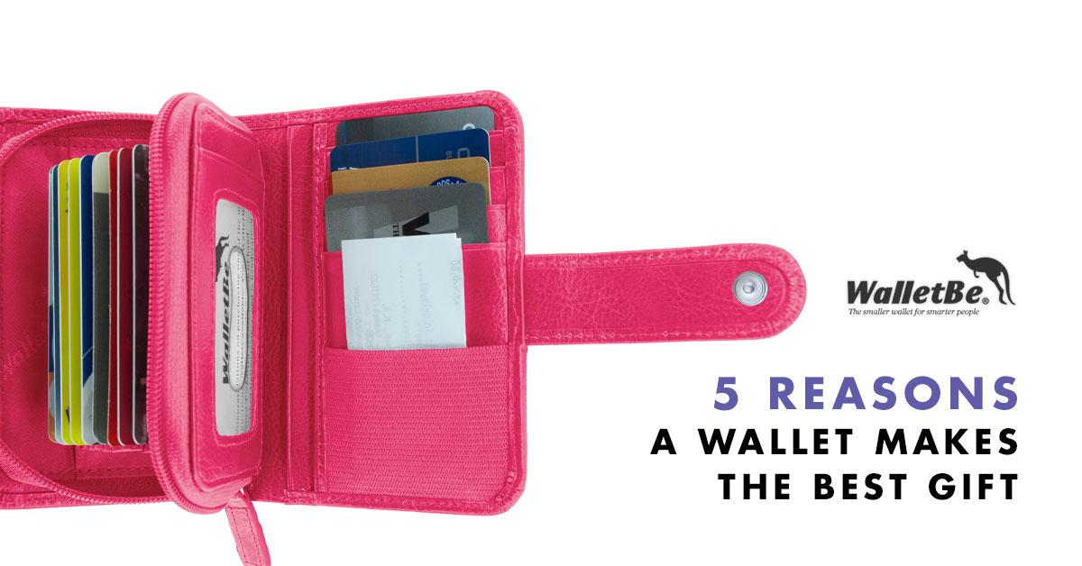 5 Reasons Wallets Make The Best Gifts