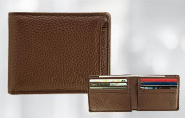 Men's Billfold Wallets