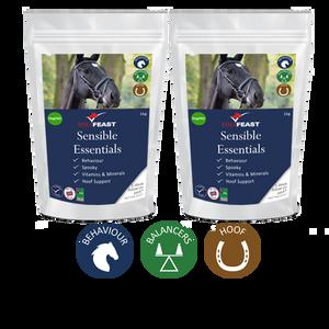 Sensible Essentials FOLLOW ON Packs (2 x 5 Week Pack)
