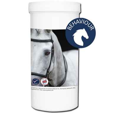 Additive for a minority of horses using our chelated calcium calmers.