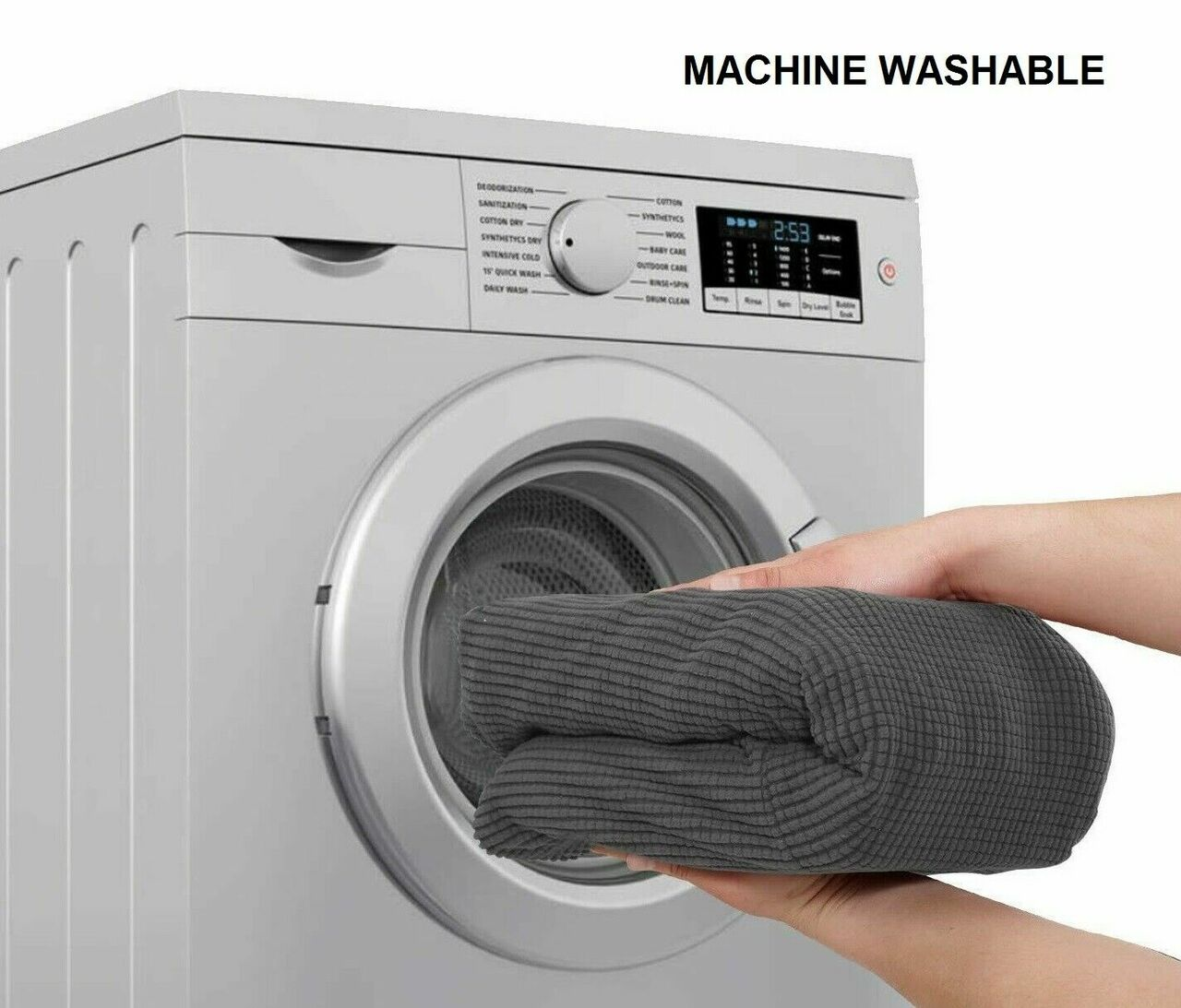 MACHINE WASAHBLE