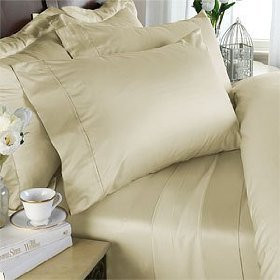 "16"" Deep Egyptian Cotton Cal California King 4pc.Sheet Set 901"