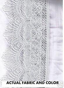 White Voile Kitchen Curtain attached Silk Satin Valance
