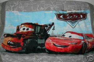 Baby/ JR MINK PLUSH RASCHEL blanket Disney / PIXAR Cars