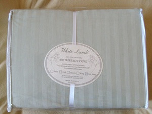 "16"" Deep Pocket Cal California King Sheet Set - Sage"