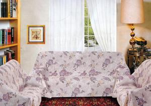 Sofa Loveseat Chair 3pc Slipcover slip cover Set Floral