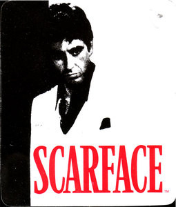 Scarface Tony Montana Bath / Beach/Pool Towel