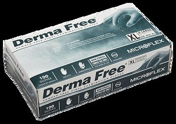 Microflex Derma Free Vinyl Gloves, $6.95 per 100 gloves, 10 boxes of 100 per case
