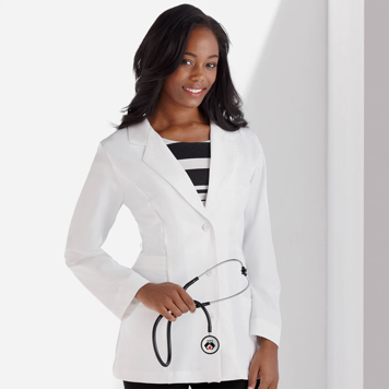 Meta 824 Lab Coat for Women