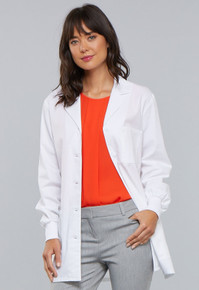"Cherokee Women's 32"" Knit Cuff Lab Coat"