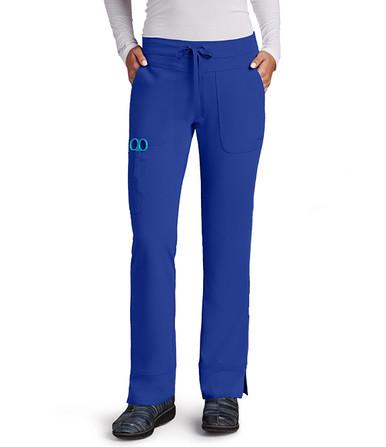 3e8a454fd4b ... Greys Anatomy Signature : Stretch 3 Pocket Low Rise Cargo Scrub Pant  For Women*. Image 1