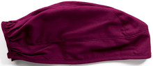 Adjustable Wine Colored Scrub Cap for Women