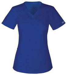 Cherokee Core Stretch 4710 : V Neck Premium Core Stretch Scrub Top For Women*