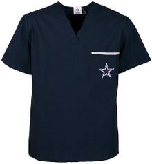 d2c1876c8f3 Dallas Cowboys NFL Scrubs - Scrub Identity